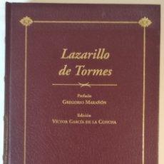 Libros de segunda mano: EL LAZARILLO DE TORMES. Lote 187215295