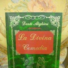 Libros de segunda mano: LA DIVINA COMEDIA, DE DANTE. ILUSTRADO POR GUSTAVO DORÉ. M.E.EDITORES 1.995.. Lote 187215717