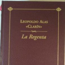 Libros de segunda mano: LA REGENTA. Lote 187215882