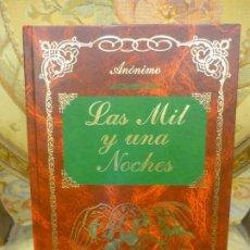 Libros de segunda mano: LAS MIL Y UNA NOCHES. MUY ILUSTRADO. M.E. EDITORES 1.995.. Lote 187216197