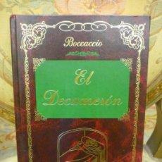 Libros de segunda mano: EL DECAMERÓN, DE BOCCACCIO. EDIMAT, MADRID, 1.998.. Lote 187216703