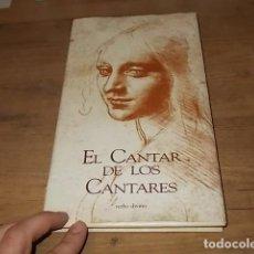 Libros de segunda mano: EL CANTAR DE LOS CANTARES O LA DIGNIDAD DEL AMOR. EDITORIAL VERBO DIVINO . 1993. EDICIÓN ESPECIAL. Lote 187420587
