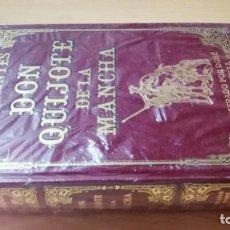 Libros de segunda mano: DON QUIJOTE DE LA MANCHA - CERVANTES - EDICOMUNICACION - ILUSTRADO DORE -NUEVO PRECINTADO. Lote 187474953