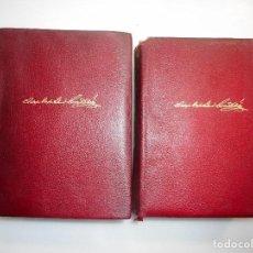 Libros de segunda mano: F. M. DOSTOYEVSKI OBRAS COMPLETAS (2 TOMOS) Y97565. Lote 188642348