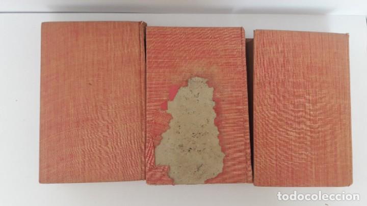 Libros de segunda mano: LAS MIL Y UNA NOCHES. 3 tomos editorial IBERIA, 1956. - Foto 4 - 189900728