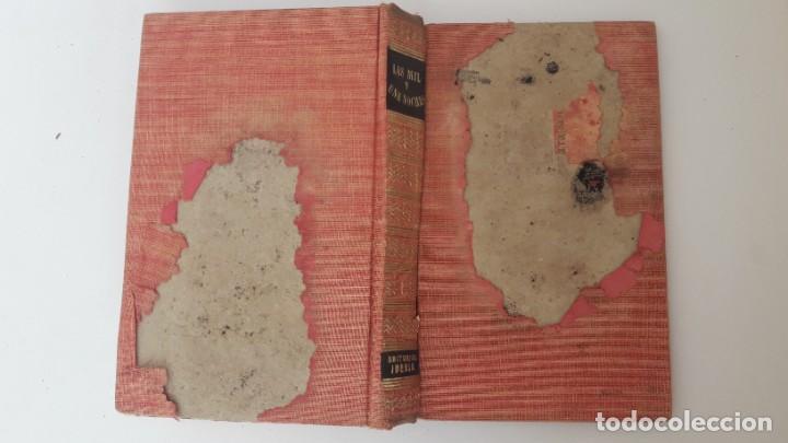 Libros de segunda mano: LAS MIL Y UNA NOCHES. 3 tomos editorial IBERIA, 1956. - Foto 8 - 189900728