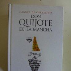 Libros de segunda mano: DON QUIJOTE DE LA MANCHA. MIGUEL DE CERVANTES. EDICIÓN DEL IV CENTENARIO. ALFAGUARA. . Lote 190715976