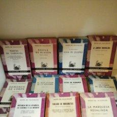 Libros de segunda mano: 11 OBRAS RAMÓN DEL VALLE-INCLAN COLECCIÓN AUSTRAL. Lote 191635650