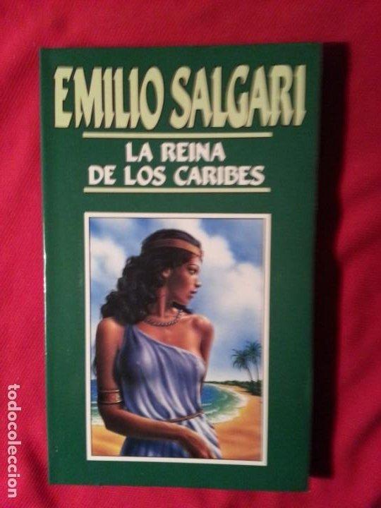 LA REINA DE LOS CARIBES - EMILIO SALGARI - EMILIO SALGARI 29 (Libros de Segunda Mano (posteriores a 1936) - Literatura - Narrativa - Clásicos)