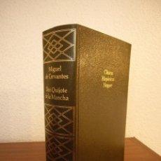 Libros de segunda mano: CERVANTES: DON QUIJOTE DE LA MANCHA. ED. DE ALBERTO SÁNCHEZ (NOGUER, 1976) PRIMERA EDICIÓN. Lote 192076910