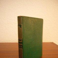 Libros de segunda mano: JUAN (JOAN) MARAGALL: ANTOLOGÍA POÉTICA. ED. BILINGÜE (AGUILAR, CRISOL, 1946) PRIMERA EDICIÓN. RARO.. Lote 192077715