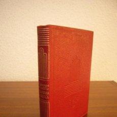 Libros de segunda mano: ANTONIO CÁNOVAS DEL CASTILLO: LA CAMPANA DE HUESCA (AGUILAR, CRISOL, 1959) MUY BUEN ESTADO. Lote 192078138