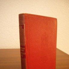Libros de segunda mano: SANTIAGO RUSIÑOL: EL PUEBLO GRIS (AGUILAR, CRISOL, 1950) MUY BUEN ESTADO. RARO. PRIMERA ED.. Lote 192078676