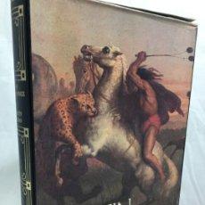 Libros de segunda mano: MARTÍN FIERRO JOSÉ HERNÁNDEZ EDICIONES NAUTA 1968 COPLAS DE RAFAEL ALBERTI ESTUCHE . Lote 192216933