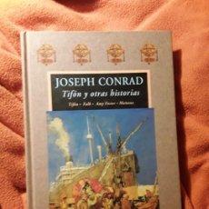 Libros de segunda mano: TIFON Y OTRAS HISTORIAS, DE JOSEPH CONRAD. EXCELENTE ESTADO. VALDEMAR AVATARES, 1999. Lote 192283551
