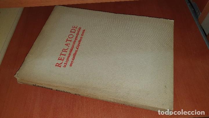RETRATO DE LA LOZANA ANDALUZA, FACSIMIL DEL ORIGINAL.. (Libros de Segunda Mano (posteriores a 1936) - Literatura - Narrativa - Clásicos)