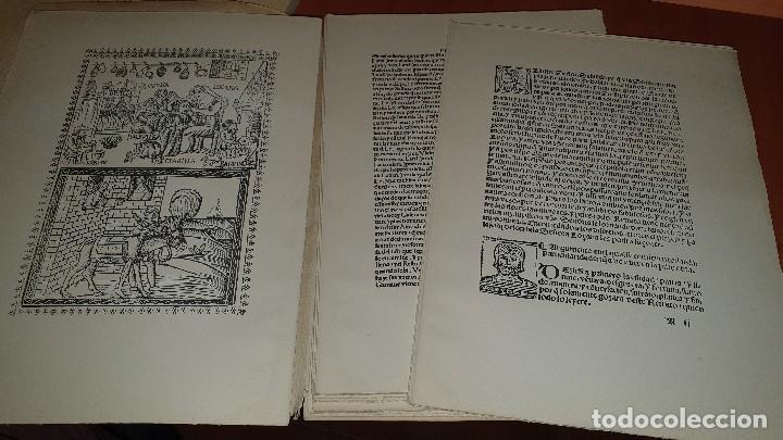 Libros de segunda mano: Retrato de la lozana andaluza, facsimil del original.. - Foto 4 - 192784732