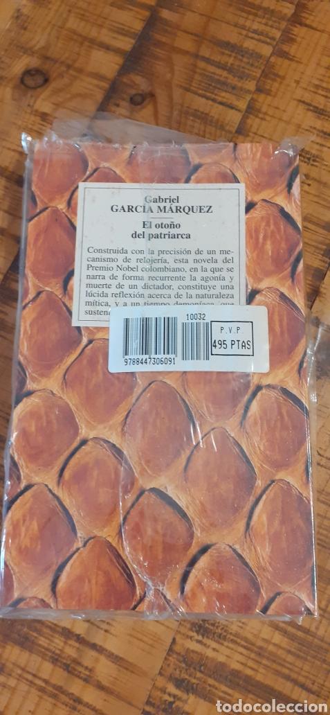 Libros de segunda mano: GABRIEL GARCÍA MÁRQUEZ - EL OTOÑO PATRIARCA - Foto 2 - 192800785