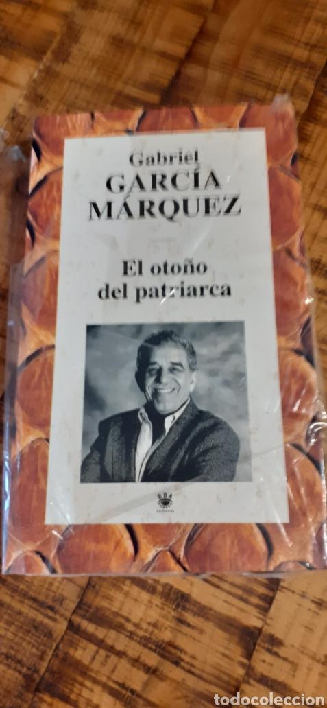 GABRIEL GARCÍA MÁRQUEZ - EL OTOÑO PATRIARCA (Libros de Segunda Mano (posteriores a 1936) - Literatura - Narrativa - Clásicos)