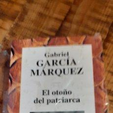 Libros de segunda mano: GABRIEL GARCÍA MÁRQUEZ - EL OTOÑO PATRIARCA. Lote 192800785