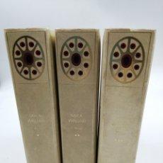 Libros de segunda mano: MIKA WALTARI OBRAS COMPLETAS EDITORIAL MARÍN. Lote 192905900
