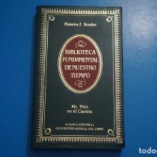 Libros de segunda mano: LIBRO DE MR. WITT EN EL CANTON DE RAMON J. SENDER AÑO 1984 Nº 15 DE ALIANZA EDITORIAL LOTE O ***LEER. Lote 192957115