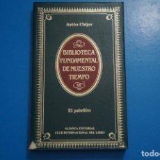 Libros de segunda mano: LIBRO DE EL PABELLON DE ANTON CHEJOV AÑO 1984 Nº 35 DE ALIANZA EDITORIAL LOTE P***LEER. Lote 192960458