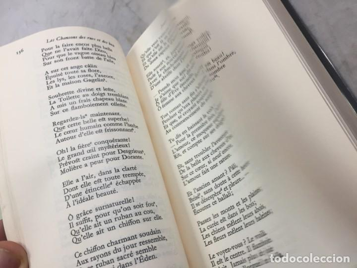 Libros de segunda mano: oeuvres poetiques tome III bibliotheque de la pleiade 1974 - Foto 6 - 193028608