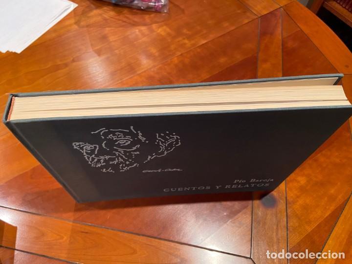 Libros de segunda mano: CUENTOS Y RELATOS DE PIO BAROJA - Foto 7 - 193266555