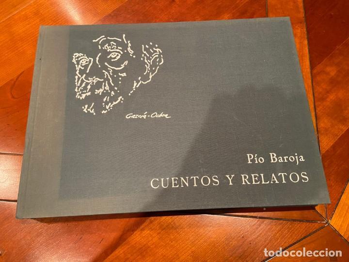 CUENTOS Y RELATOS DE PIO BAROJA (Libros de Segunda Mano (posteriores a 1936) - Literatura - Narrativa - Clásicos)