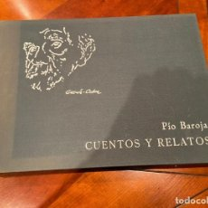 Libros de segunda mano: CUENTOS Y RELATOS DE PIO BAROJA. Lote 193266555