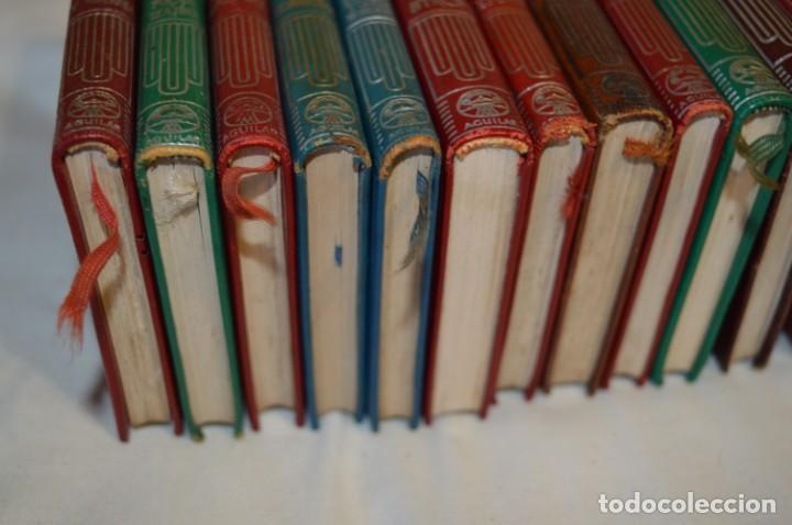 Libros de segunda mano: CRISOL / Aguilar - Años 50 / Lote antiguo 12 ejemplares / títulos variados ¡Mira fotos y detalles! - Foto 2 - 193808967