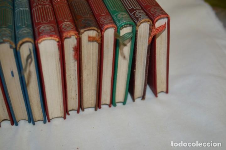 Libros de segunda mano: CRISOL / Aguilar - Años 50 / Lote antiguo 12 ejemplares / títulos variados ¡Mira fotos y detalles! - Foto 3 - 193808967