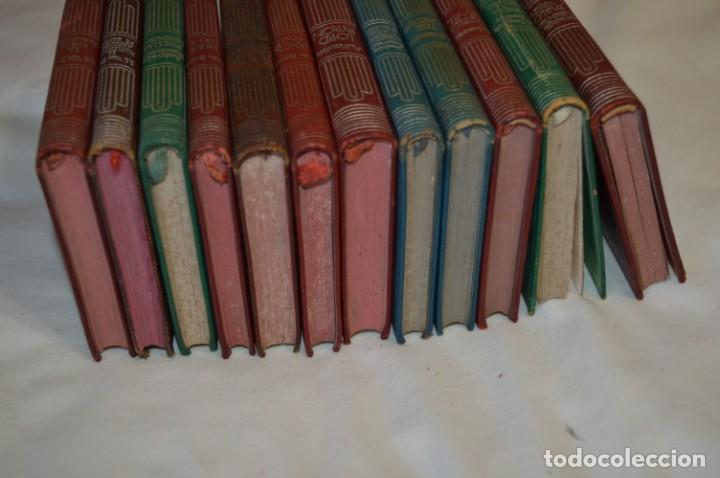 Libros de segunda mano: CRISOL / Aguilar - Años 50 / Lote antiguo 12 ejemplares / títulos variados ¡Mira fotos y detalles! - Foto 4 - 193808967