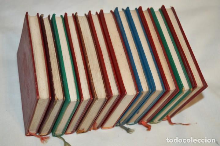 Libros de segunda mano: CRISOL / Aguilar - Años 50 / Lote antiguo 12 ejemplares / títulos variados ¡Mira fotos y detalles! - Foto 5 - 193808967