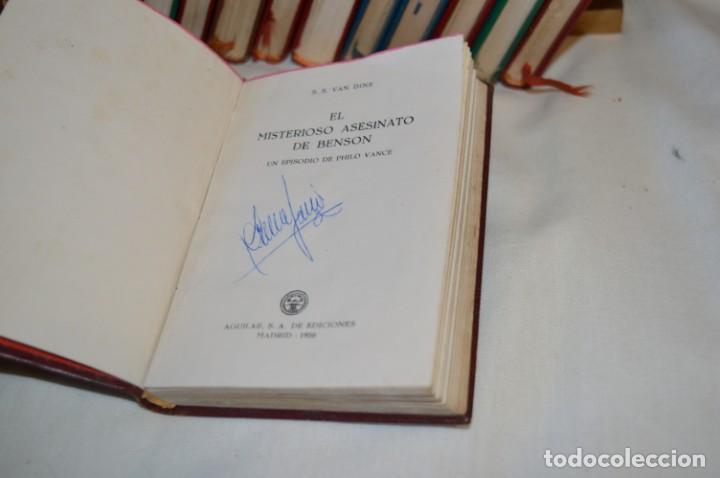 Libros de segunda mano: CRISOL / Aguilar - Años 50 / Lote antiguo 12 ejemplares / títulos variados ¡Mira fotos y detalles! - Foto 7 - 193808967