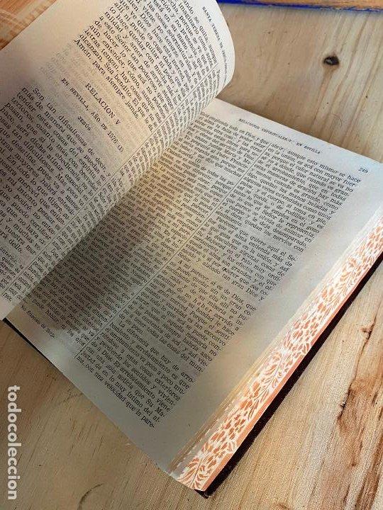 Libros de segunda mano: OBRAS COMPLETAS. SANTA TERESA DE JESÚS. AGUILAR 1948. - Foto 8 - 194244658