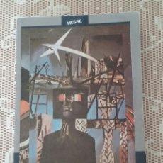 Libros de segunda mano: EL LOBO ESTEPARIO.HERMANN HESSE.. Lote 194249837