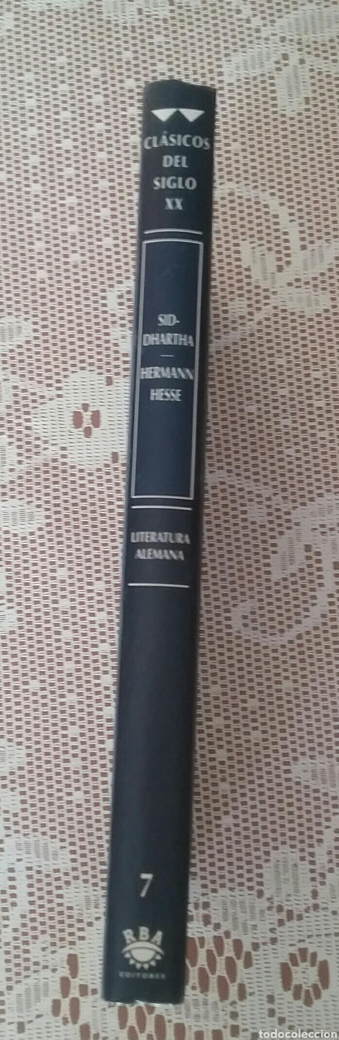 Libros de segunda mano: SIDDHARTA.HERMANN HESSE.CLASICOS DEL SIGLO XX. - Foto 3 - 194250143