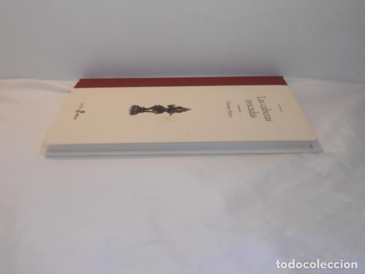 Libros de segunda mano: THOMAS MANN, LAS CABEZAS TROCADAS - EDHASA, 2002 - COMO NUEVO - Foto 3 - 194250358
