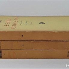 Libros de segunda mano: CLASSIQUES GARNIER. 3 EJEMPLARES. VARIOS AUTORES. PARÍS. 1947/1950.. Lote 194288315