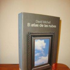 Libros de segunda mano: EL ATLAS DE LAS NUBES - DAVID MITCHELL - TROPISMOS, MUY BUEN ESTADO, PRIMERA EDICIÓN. Lote 194356942
