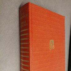 Libros de segunda mano: P. G. WODEHOUSE / OBRAS SELECTAS / CARROGGIO EDICIONES 1986. Lote 194509728