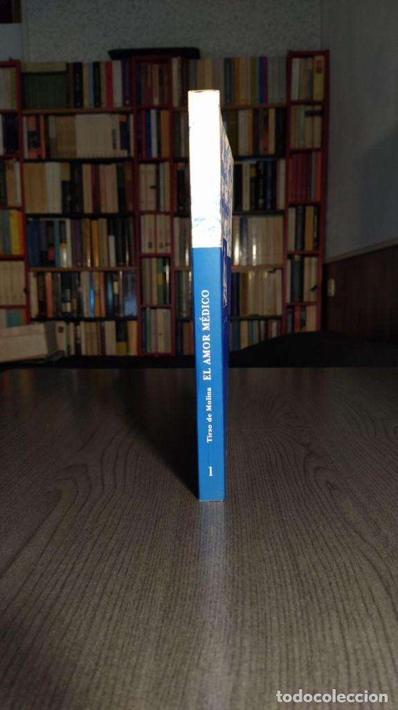 Libros de segunda mano: El amor médico Tirso de Molina Editorial: INSTº EST. TIRSIANOS, PAMPLONA Edicion critica de Blanc - Foto 4 - 194524032