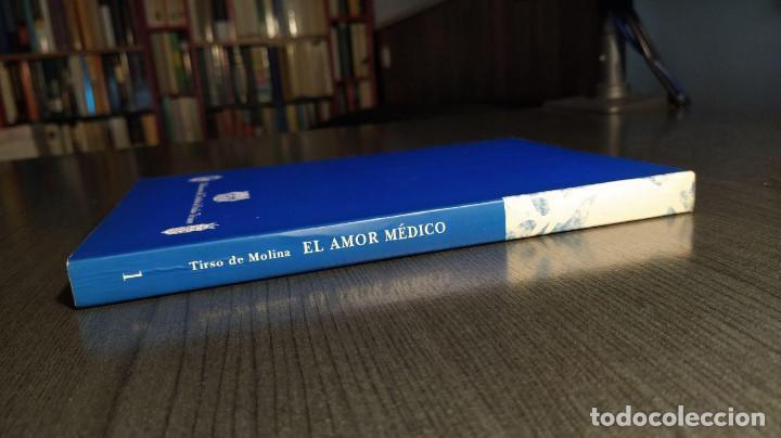 Libros de segunda mano: El amor médico Tirso de Molina Editorial: INSTº EST. TIRSIANOS, PAMPLONA Edicion critica de Blanc - Foto 9 - 194524032
