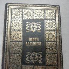 Libros de segunda mano: LA DIVINA COMEDIA. DANTE ALIGHIERI. ED. NAUTA. 1969. Lote 194539478