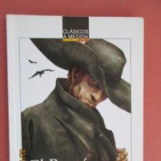 Libros de segunda mano: EL BUSCON , FRANCISCO QUEVEDO ANAYA CLASICOS A MEDIDA . Lote 194607170