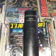 Libros de segunda mano: PÉREZ GALDÓS OBRAS COMPLETAS TOMO II ED. AGUILAR. Lote 194640485