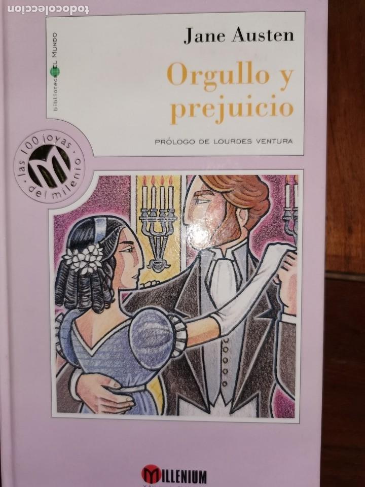 ORGULLO Y PREJUICIO. JANE AUSTEN (Libros de Segunda Mano (posteriores a 1936) - Literatura - Narrativa - Clásicos)
