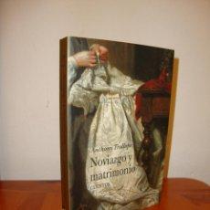 Libros de segunda mano: NOVIAZGO Y MATRIMONIO. CUENTOS - ANTHONY TROLLOPE - ALBA, MUY BUEN ESTADO. Lote 194657940